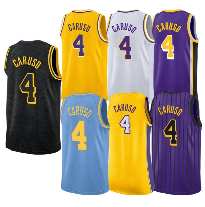Alex Caruso Best Quality Stitched Custom Jerseys - Buy Alex Caruso Jersey,Los Angeles Alex Caruso Jersey,Stitched Basketball Jerseys Product on ...