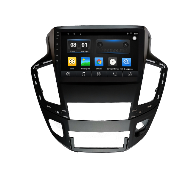 New Design 9Inch 2Din Autoradio GPS navigation Player With Bluetooth For Dongfeng Fengshen AX7