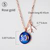 6# Rose gold-613116067325