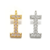 I(gold or rhodium plated)