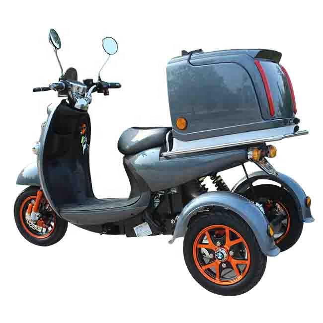 Трехколесный велосипед для взрослых, продажа на Филиппинах, электрический мотоцикл, Электрический скутер, Электрический трехколесный велосипед