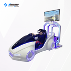 Earn Money High Profit 9D Virtual Reality Car Game Machine Driving Simulator VR Racing Simulator