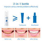 Teeth Tooth Cleaning Mu Si Foam Toothpaste Goes To Huang Liang To Remove The Mouth And Whiten The Teeth