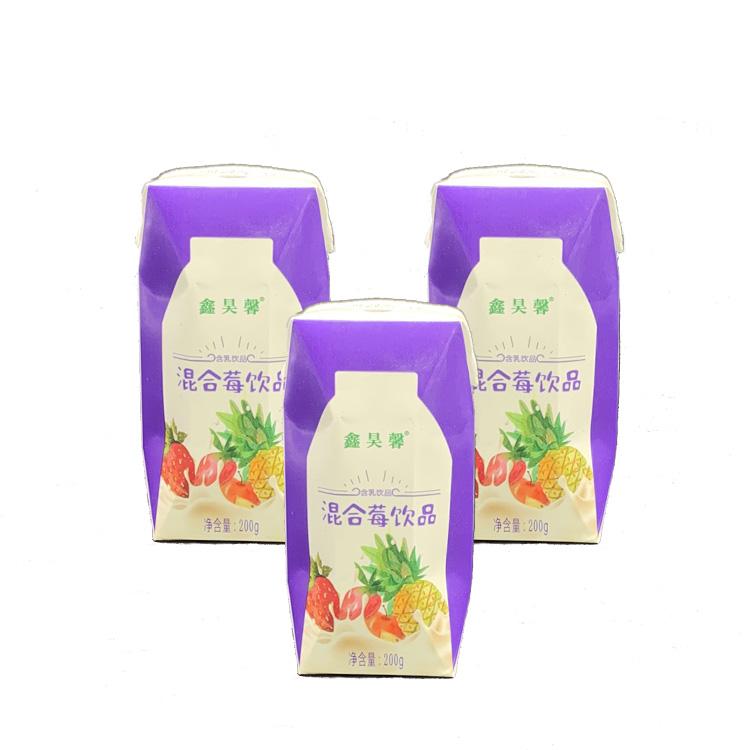 Factory Price Wholesale Fruity Best Milk Drink Flavored Milk Drinks