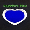 Sapphire màu xanh