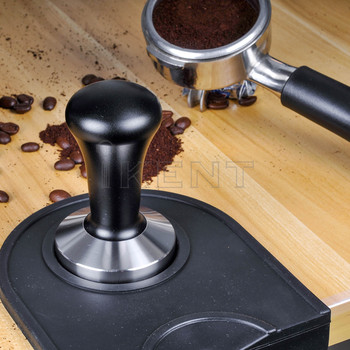 Stainless Steel Coffee Tamper Powder Press Coffee Press Tamper 51mm Espresso Tamper Pressure Delonghi Coffee Machine Accessories