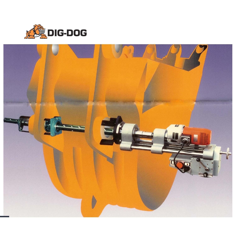 Inner Hole grinding Portable Line Boring Welding Machine DIG-DOG