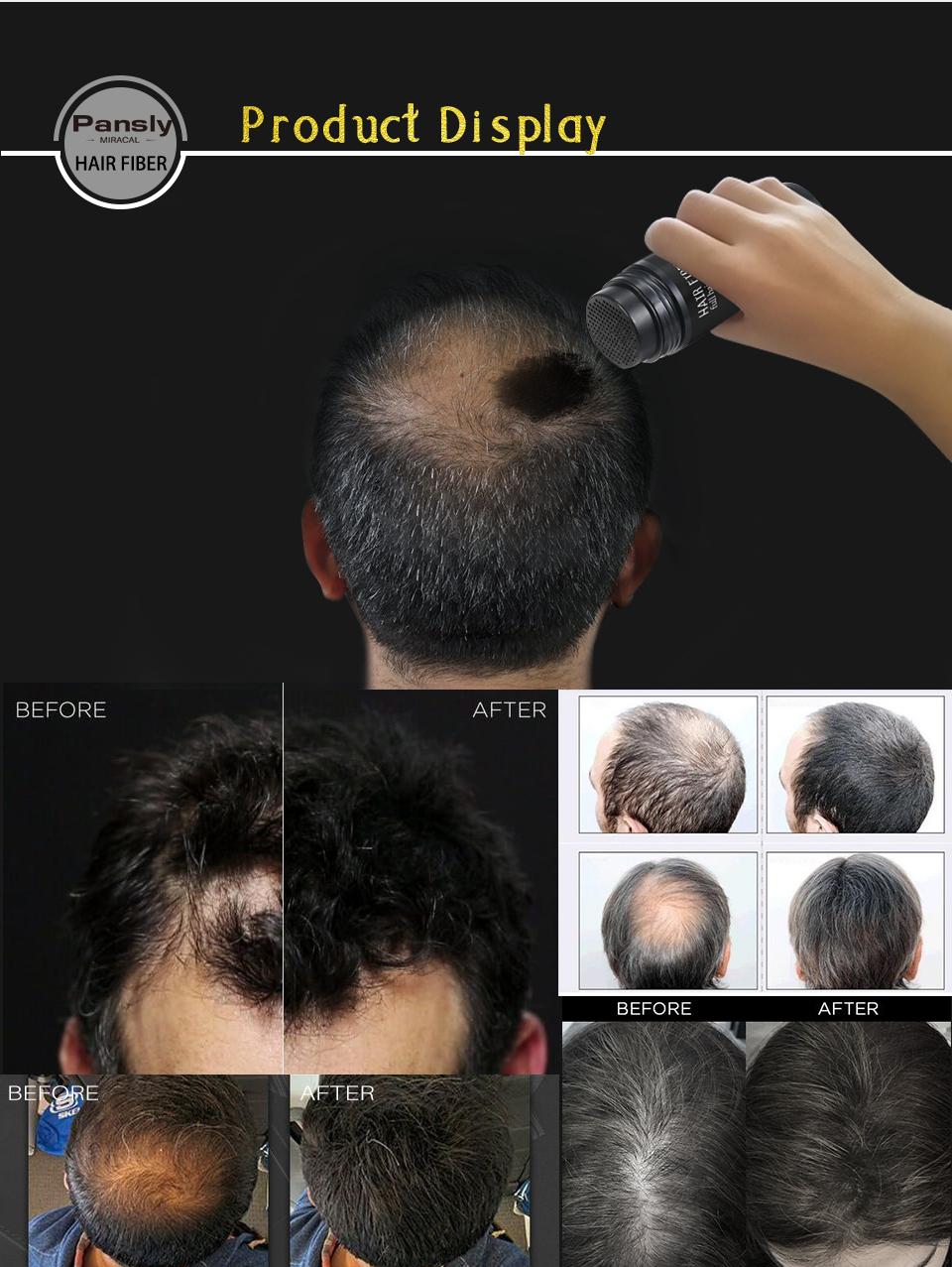 natural hair fiber