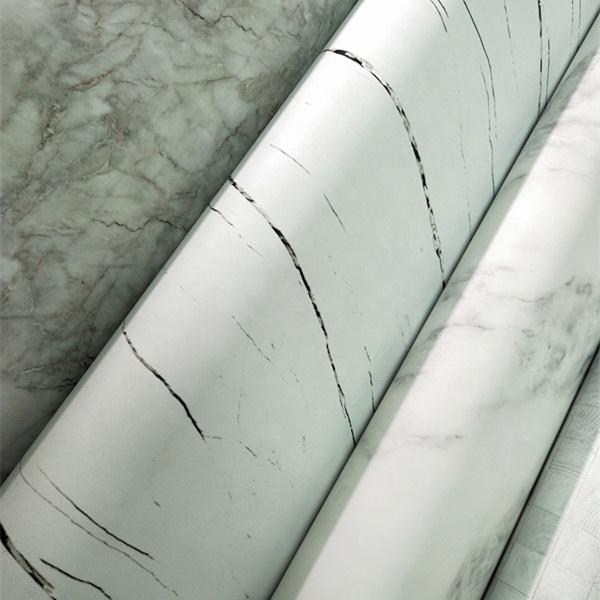 Вакуумный мембранный пресс 0,12 мм для мебели, кухонных шкафов, дверей, МДФ, ламинированный мраморный дизайн, декоративная пленка из ПВХ, Производитель фольги