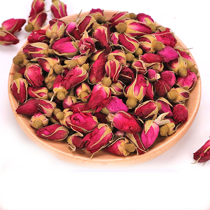 Dried Ros Flower organic dried rose petals for Natural Health Herbal Tea - 4uTea | 4uTea.com
