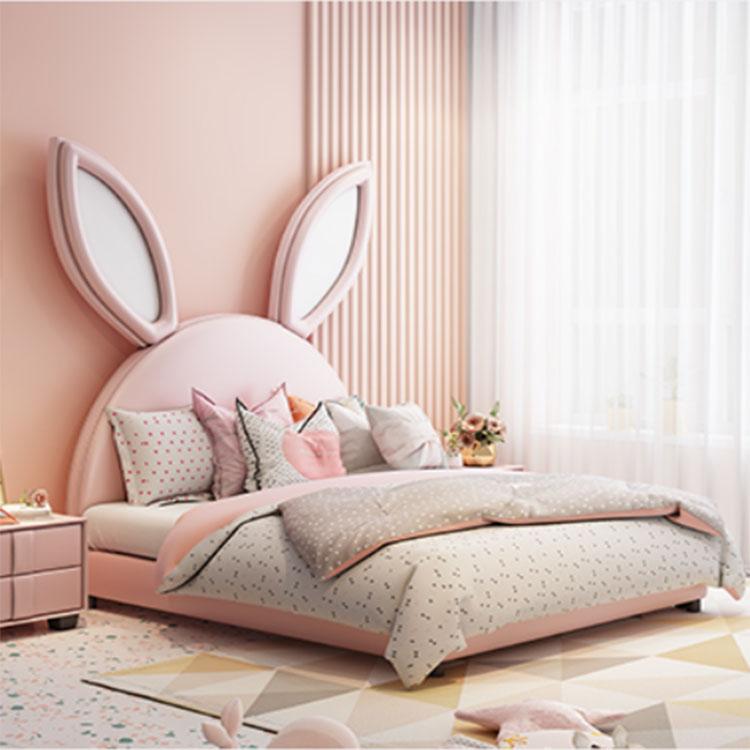 Children  rabbit ear  girl Princess net red  single girl
