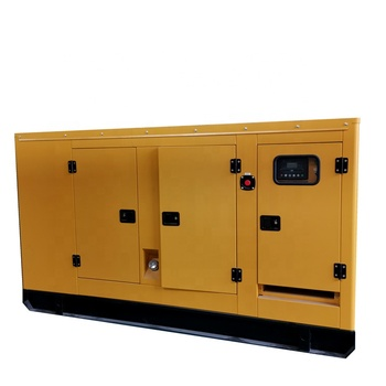 SHX 300kva with cummins power generator and stamford AC alternator soundproof