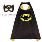 Cape Capes Halloween Costume Kids Party Super Hero Cape And Mask Superhero Capes And Masks