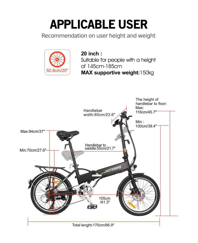 20 inch foldable ebike cheap electric folding bike 36v 250w 350w - folding electric bike - 6