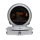 bosstar Touch Screen 7 Inch Android Car Multimedia Player Dvd with GPS BT for BMW MINI R56 with silver cd 2007-2010