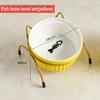 Fish bone bowl set(yellow)