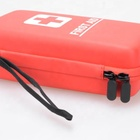 Mini First Aid Factory Custom Design Red PU Leather Mini First Aid Kit