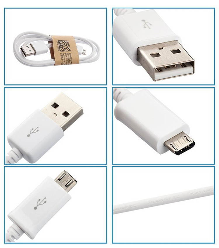 Factory price Wholesale On stock sync usb cable micro usb phone charger cable android cable for Samsung s4 s6 cord
