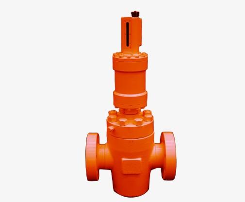 API 6A High Pressure Oil Well Hydraulic Gate Valve PFFY 78/70 10000psi