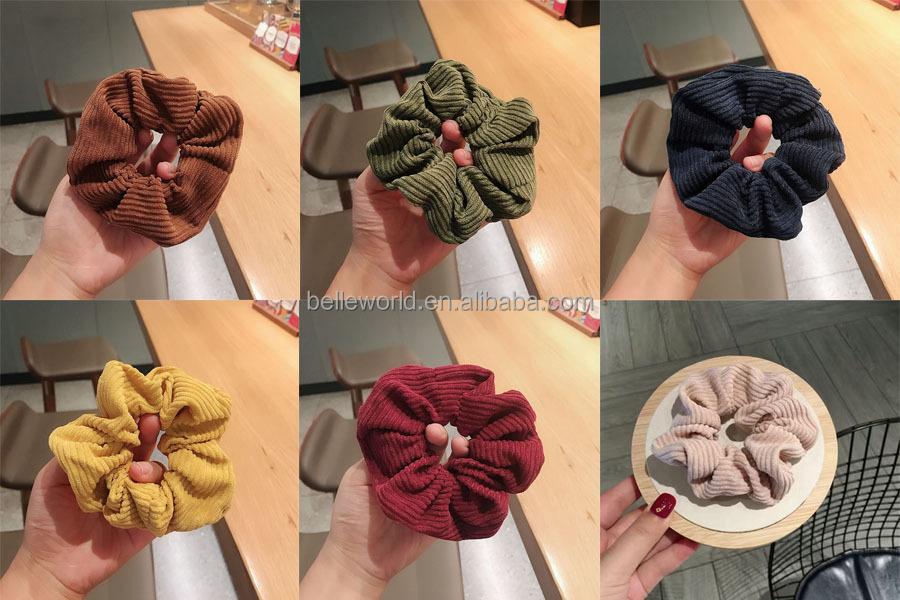 Belleworld INSTOCK вельветовые бархатные резинки для женщин lover Изящные аксессуары для волос вельветовые резинки для волос