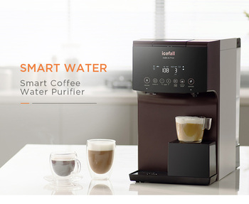 Domestic direct drinking water filter purifier small automatic coffee machine