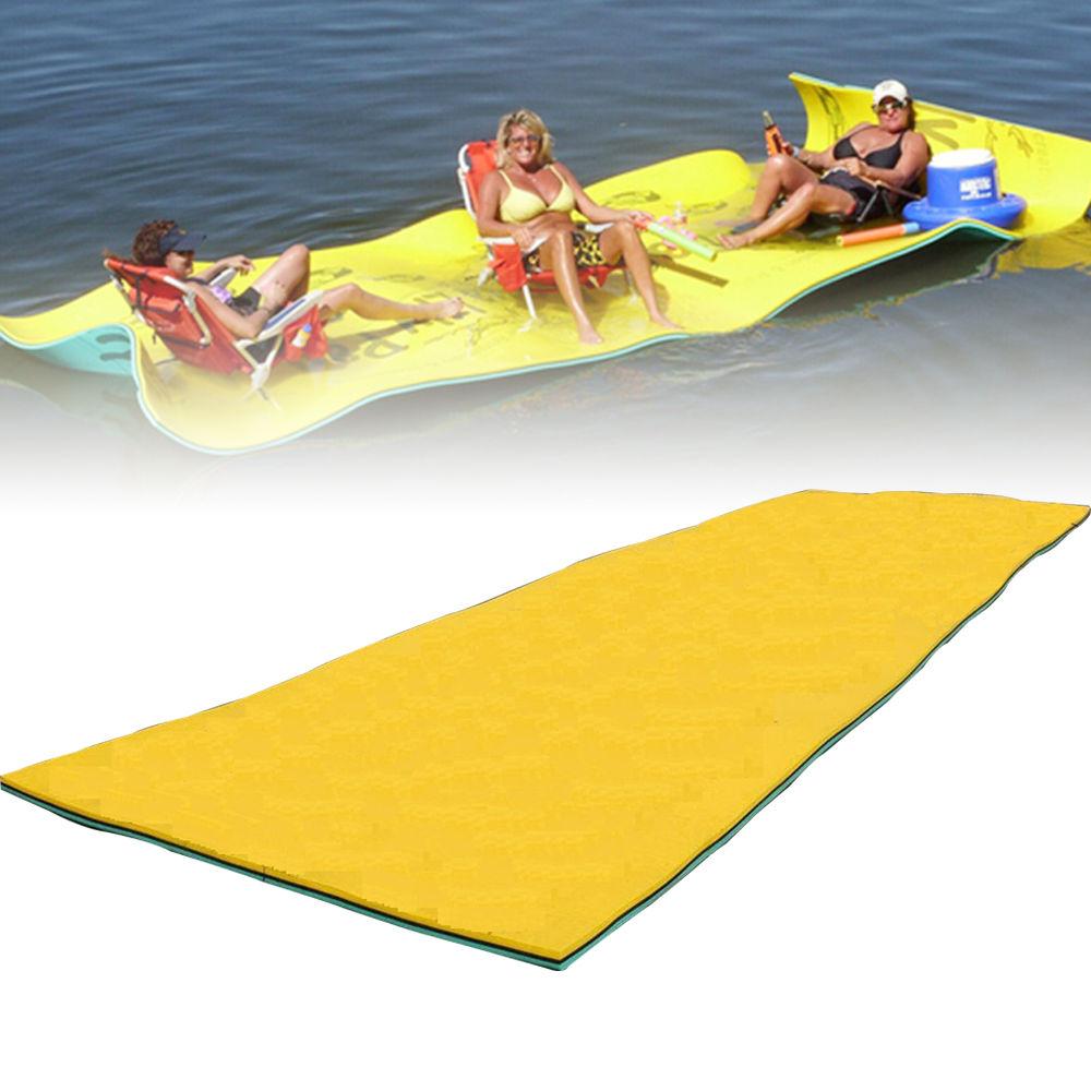 Floating Water Mat Xpe Foam Material