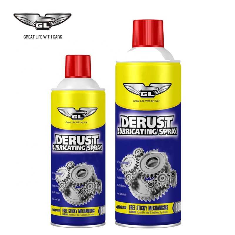 GL brand All purpose penetrating oil for auto lubricant