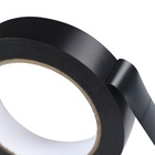 Materials Adhesive Electrical Tape High Adhesive Wrapping Materials For Underground Pipe Pvc Black Electrical Tape