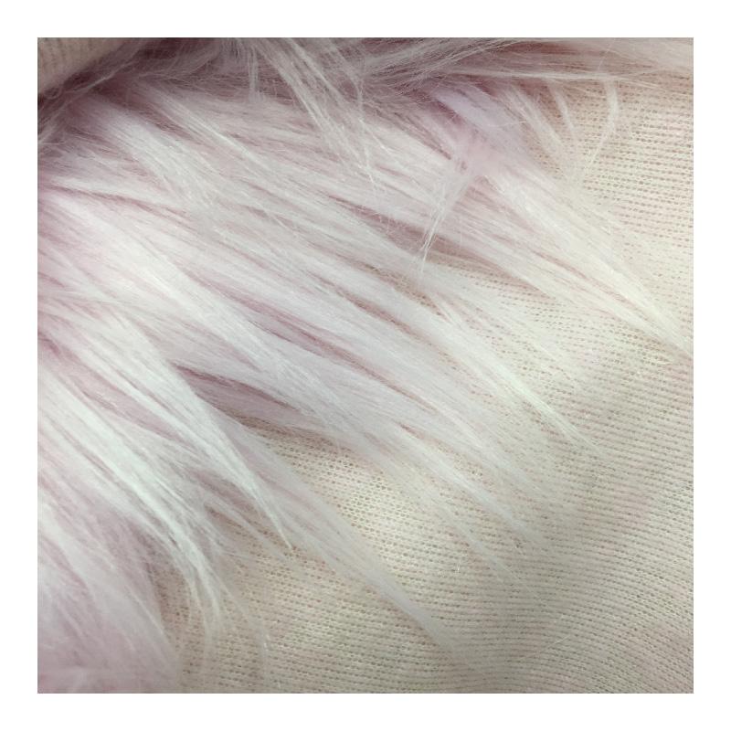 Длинные волосы, искусственный мех, одеяла, ткань