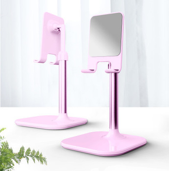Mini flexible mobile phone holder stand smart phone stand adjustable desk phone holder for android iphone and ipad