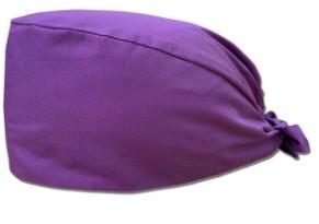 Рабочая шапка с регулируемой повязкой из высококачественной хлопчатобумажной ткани