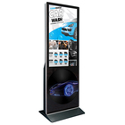 Player Floor Standing 2D And 3D Hologram Advertising Player 43 Inch Floor Standing Digital Signage Totem LCD TV Screens Kiosk Advertising Display
