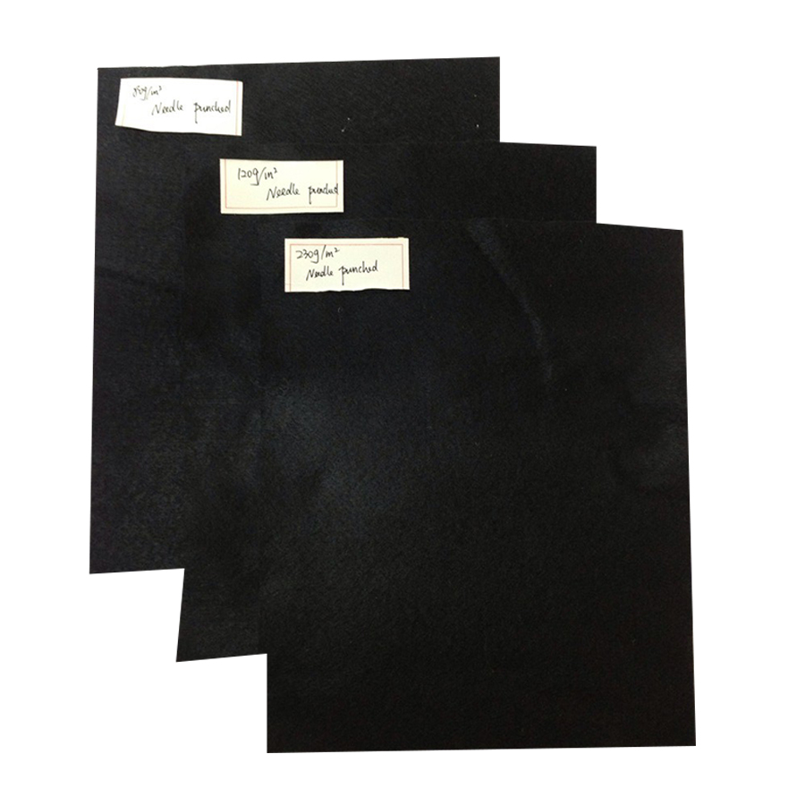 High Grade Auto Nonwoven Interior Felt Fabric Sheets Rolls From Factory