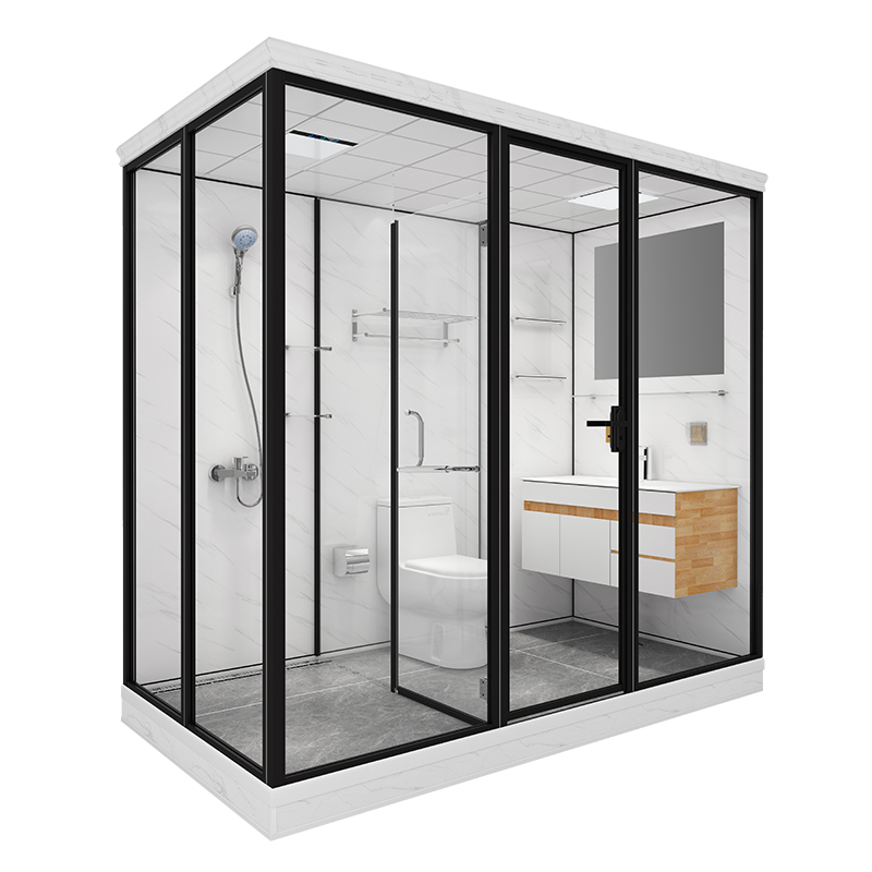 High Quality Hotel Use Ready Made Bathroom Pod,Bathroom Prefabricated - Buy Prefab  Bathroom Pod,Prefabricated Container Bathrooms,Unit Bathroom Pod Product on  Alibaba.com