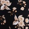 Black Gold Floral