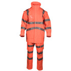 100% Polyester Industry Overalls Safety Work Wear Uniforms Breathable Work Suits Not Fade Occupational Industrial Uniform