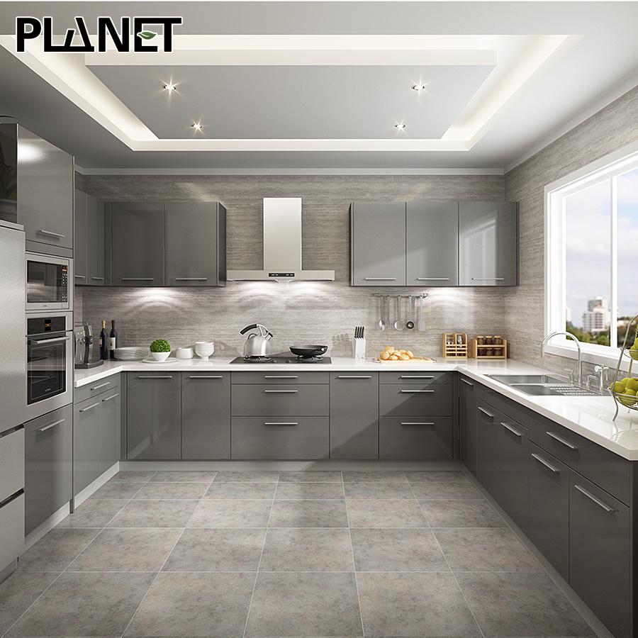 9 New Modern Design Cheap Unite Usa Wood Pvc Lacquer Melamine ...