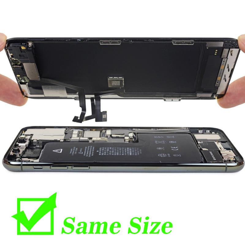 Заводская Продажа, оригинальный аккумулятор емкостью 3969 мАч для Iphone 11 Pro Max
