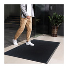 High quality disinfection rubber pad entrance disinfecting floor mat for outside disinfection use