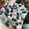 Black Rutilated quartz