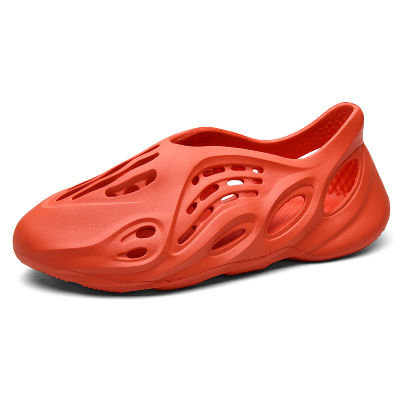 Wholesale Eva Lightweight Plastic Sandals Foam Runner Outdoor Foam Runner Yeezy Waterproof Yeezy Sandels for man