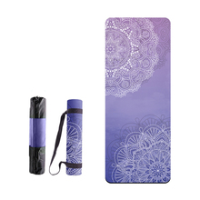 6mm sublimation digitaldruck tpe yoga matte