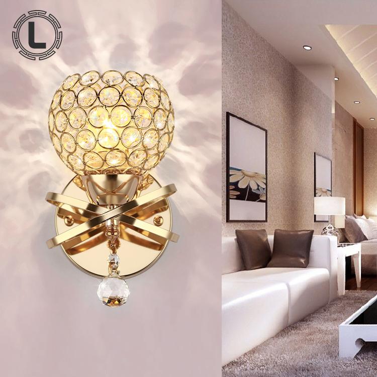 modern fancy indoor home picture applique murale led wall lights bedroom vanity bathroom stairs sconces corner wall lamp
