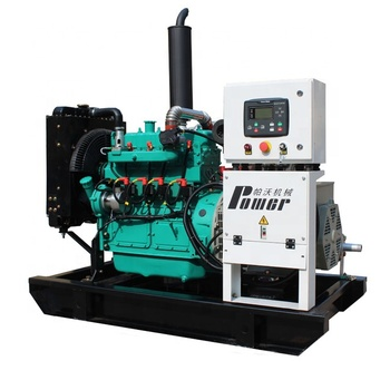 Hot sale made in china biogas and natural gas generator set with CHP for best price