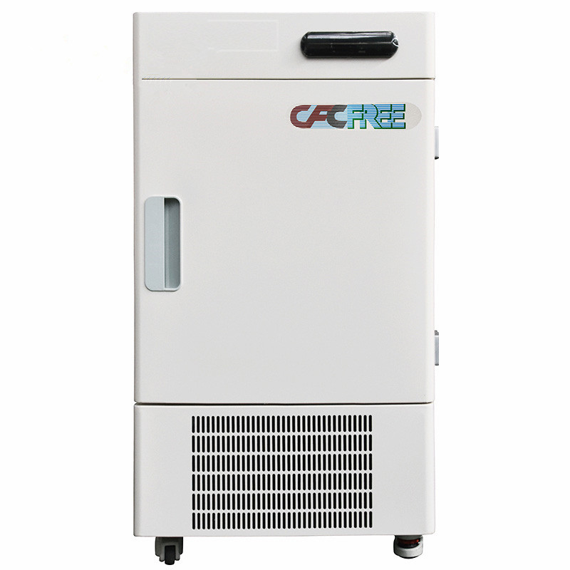 -86C 50L ULT Upright Small Deep Freezer Class I 1 YEAR Online Technical Support