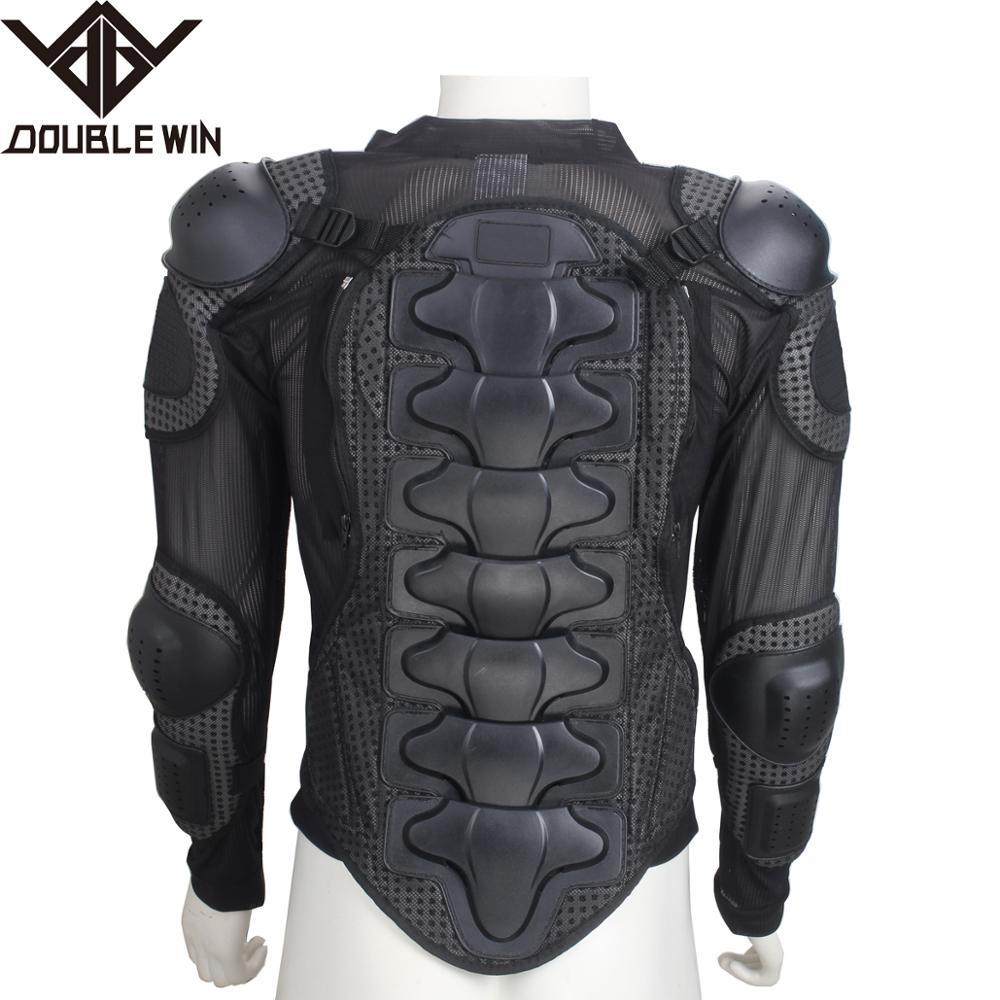 Motorcycle Breathable Drop-resistance Jacket Armored Motorbike Jacket Motocross Armor
