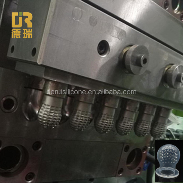 Colombia Molds Injection Manufacturing & LSR mold Making Tooling For Fruit Feeder Silicone Pouches