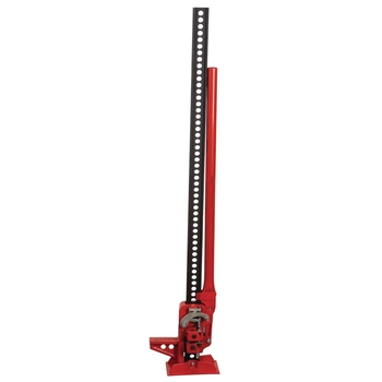 "48"" Hi Lift Farm Jack Black Cast And Steel Jack"