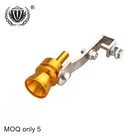 JDM Racing Culture suena tubo de escape Car Sound Whistle Exhaust echaust exaust Muffler Pipe Simulator Whistler Size M