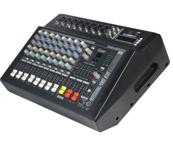 PMX802 professional audio PMX power mixer with USB